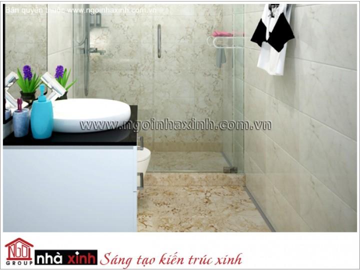 Nội Thất Phòng Tắm| Hiện Đại | Quận 1 | NPNNX185