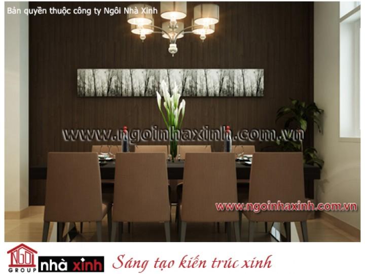 Phòng Bếp & Phòng Ăn Đẹp | Hiện Đại | Chú Tấn - Đồng Tháp | NT.NNX065