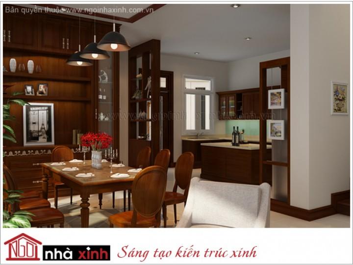 Nội Thất Phòng Bếp Đẹp   Hiện Đại   Anh Khánh - Q. Bình Thạnh   NT.NNX 137