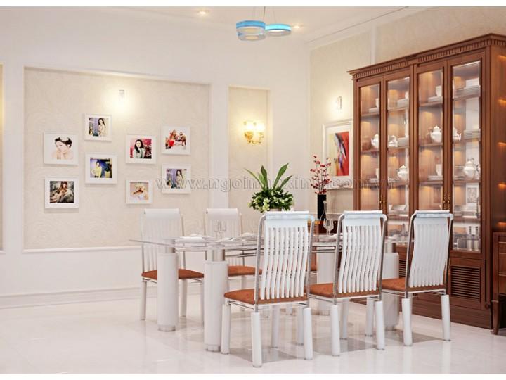 Mẫu Phòng Bếp & Phòng Ăn Đẹp | Hiện Đại | Q. Tân Bình | NT.NNX150