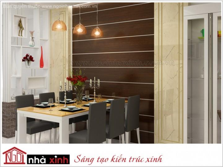 Nội Thất Phòng Bếp Đẹp | Hiện Đại | Anh Vinh - Q. Tân Phú | NT.NNX 135