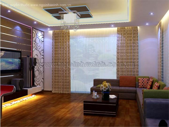 Mẫu Nội Thất Phòng Karaoke Đẹp | Cổ Điển | A. Hiếu - Q. Tân Bình | NT.NNX070