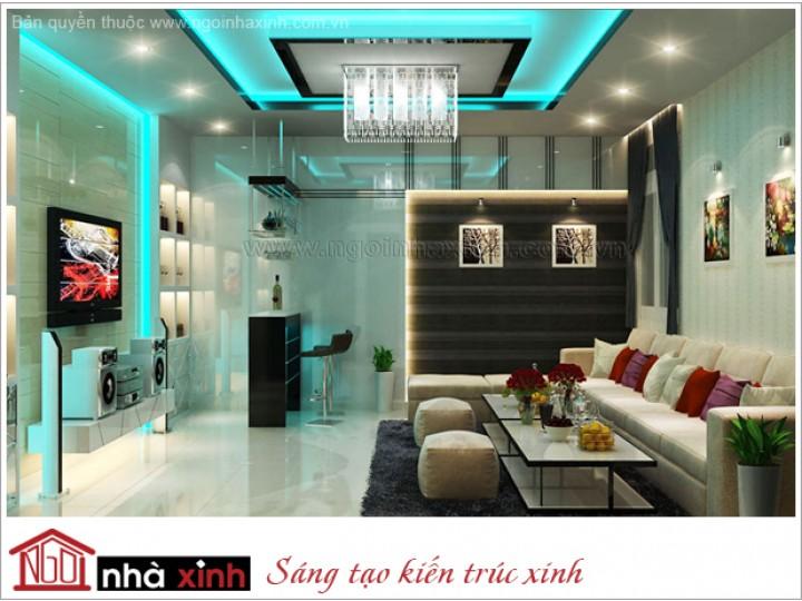 Thiết Kế Karaoke Đẹp | Hiện Đại | A. Hoàng - Bình Dương | NT.NNX 127
