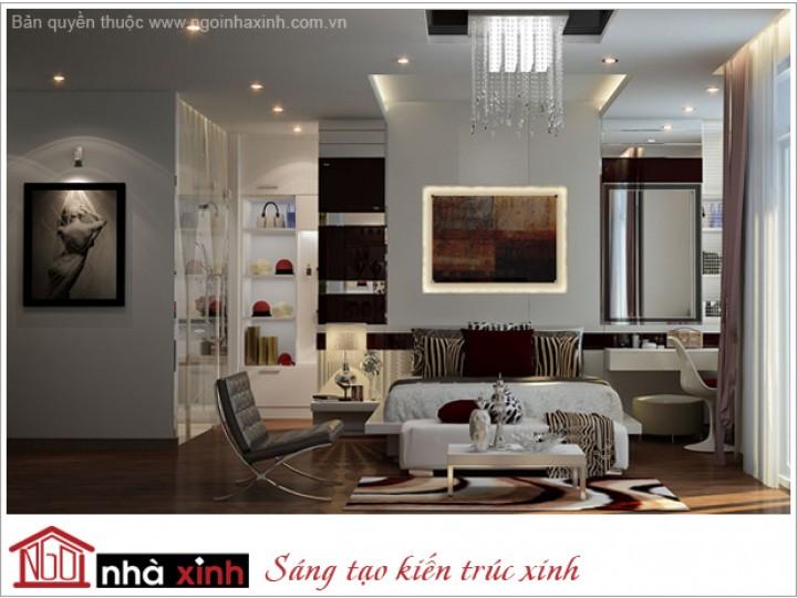 Mẫu Phòng Ngủ Đẹp | hiện đại | Thái Phiên - Quận 11| NT. NNX083