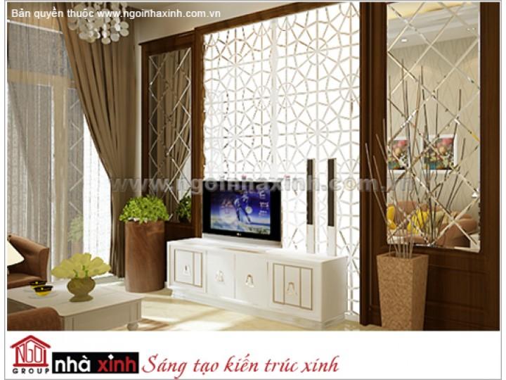 Phòng Khách Đẹp Tráng Lệ | Hiện Đại| Bình Tân |  NT. NNX113