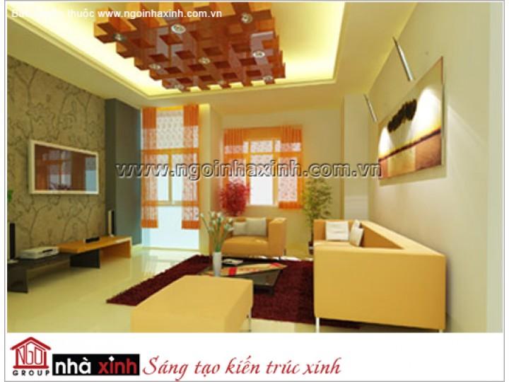 Mẫu Phòng Khách Đẹp  | Hiện Đại | Q. Tân Phú | NT.NNX004