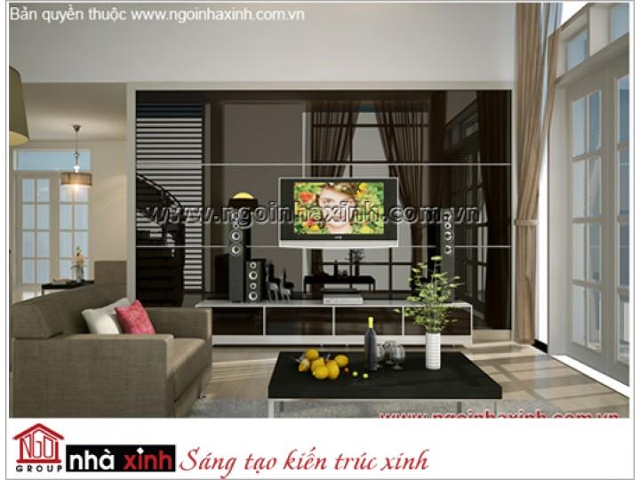 Mẫu Phòng Khách Đẹp  | Hiện Đại | Đồng Tháp | NT.NNX065