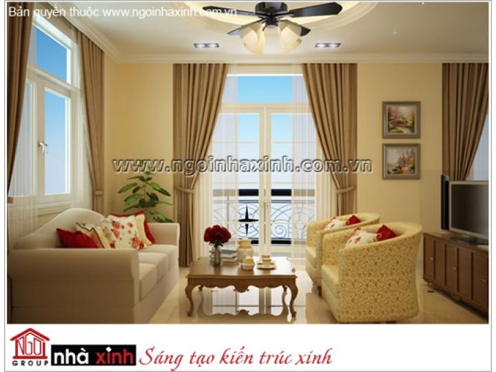Mẫu Phòng Khách Đẹp | Hiện Đại | Q. 9  | NT. NNX056