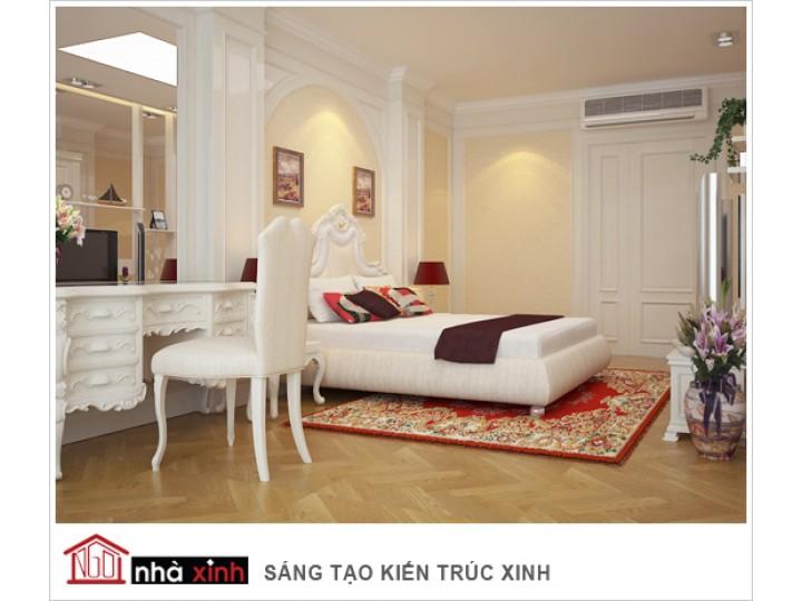Nội Thất Phòng Ngủ Đẹp | cổ điển | Chị Ánh - Bình Dương | NT.NNX041