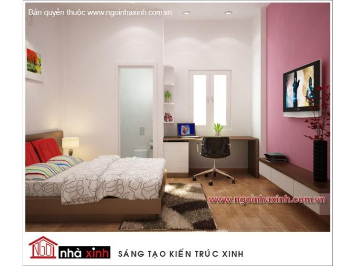 Mẫu Nội Thất Phòng Ngủ Đẹp | cổ điển | Anh Bằng - Q. Gò Vấp | NT. NNX067