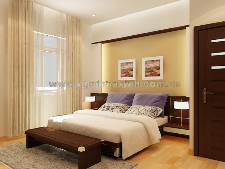 Mẫu Nội Thất Phòng Ngủ Đẹp | hiện đại | Chú Huê - Quận 5 | NT.NNX  024
