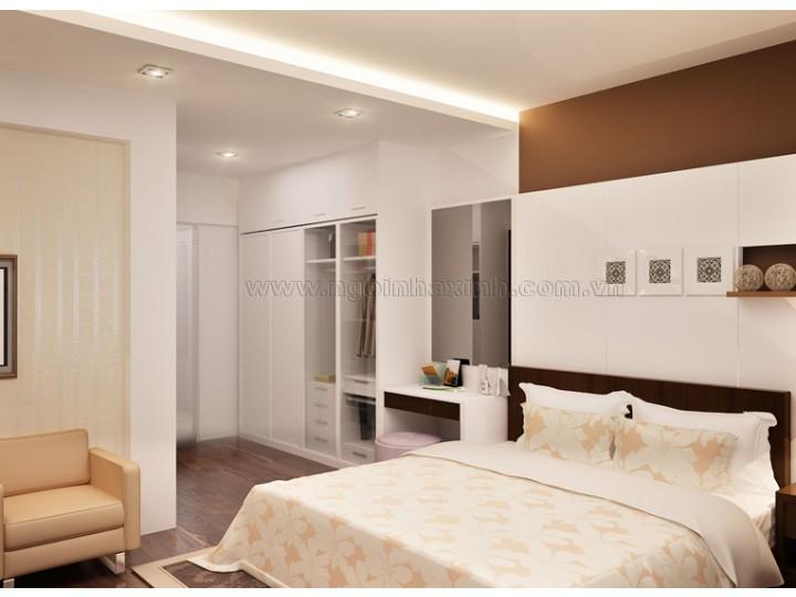 Mẫu  Phòng Ngủ Đẹp | hiện đại | ấn tượng | C. Liên, Ngô Đức Kế, TPHCM| NT.NNX 131