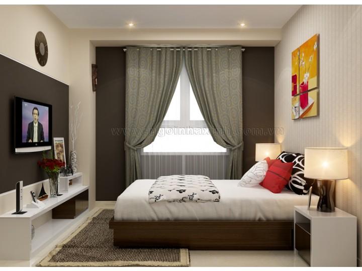 Mẫu Phòng Ngủ Đẹp | hiện đại | ấn tượng | sang trọng | Cô Thu Trang, Q. Thủ Đức| NT.NNX 133