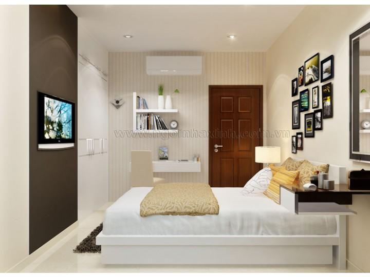 Nội Thất Phòng Ngủ Sang Trọng | hiện đại |  Cô Thu Trang, Q. Thủ Đức | NT.NNX 133