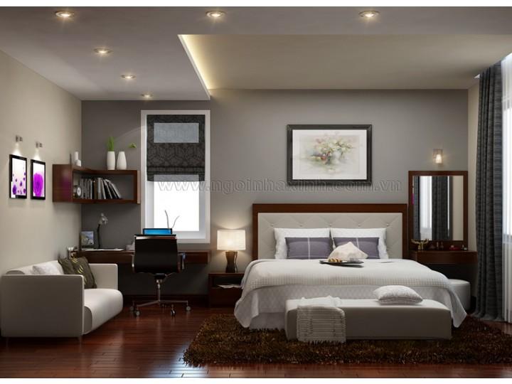 Mẫu Phòng Ngủ Đẹp | hiện đại | A. Khánh, Q. Bình Thạnh | NT.NNX 137