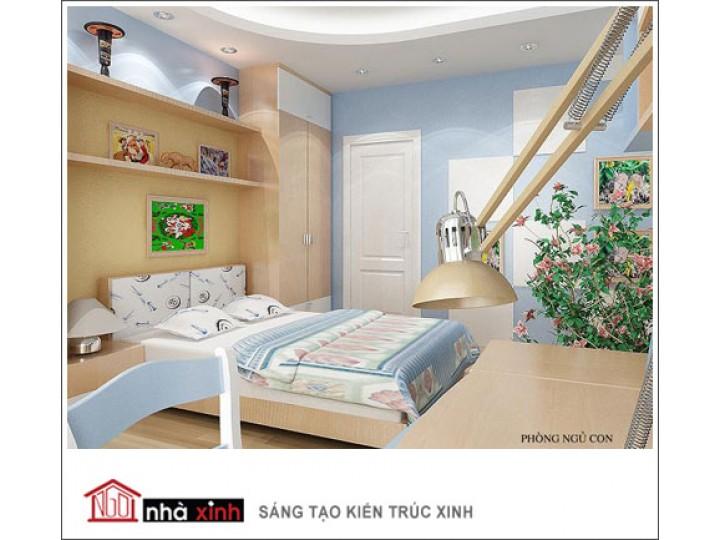 Mẫu Nội Thất Phòng Ngủ Đẹp | hiện đại | Chú Cư - Quận Bình Thạnh | NT. NNX001