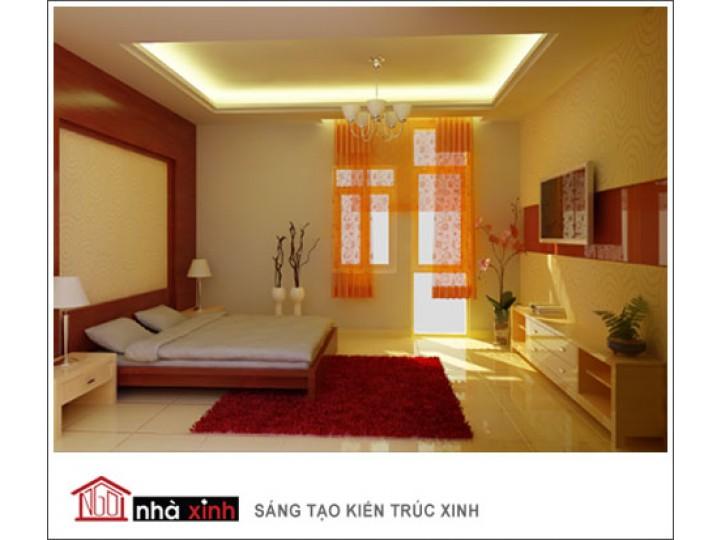 Mẫu Nội Thất Phòng Ngủ Đẹp | hiện đại | Anh Hùng - Quận Tân Phú | NT . NNX004