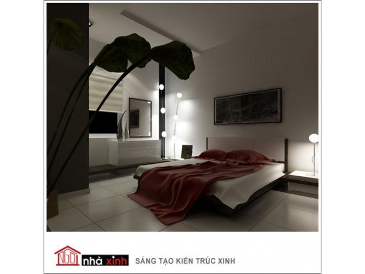 Mẫu Phòng Ngủ Đẹp | hiện đại | ấn tượng | Cô Phụng - Quận 5| NT. NNX006