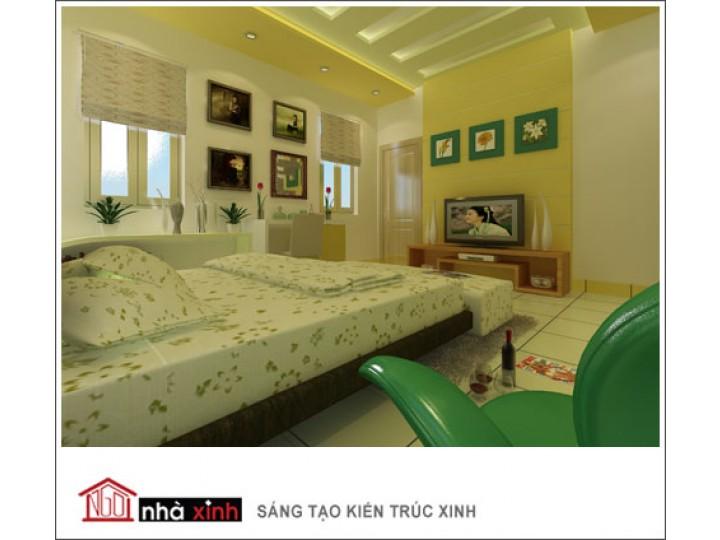 Mẫu Phòng Ngủ Đẹp | hiện đại | Anh Tuyển -Bình Dương | NT.NNX012