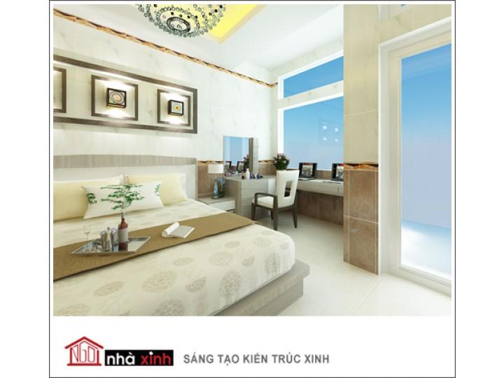 Nội Thất Phòng Ngủ Đẹp | hiện đại | Chị Nhung - Quận 3 | NT.NNX029