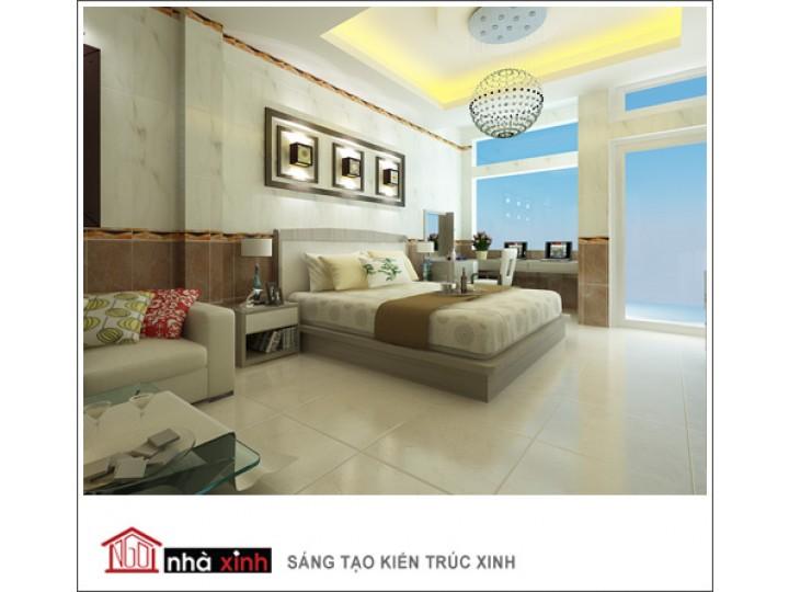 Mẫu Phòng Ngủ Đẹp | hiện đại | Chị Nhung - Quận 3 | NT.NNX029