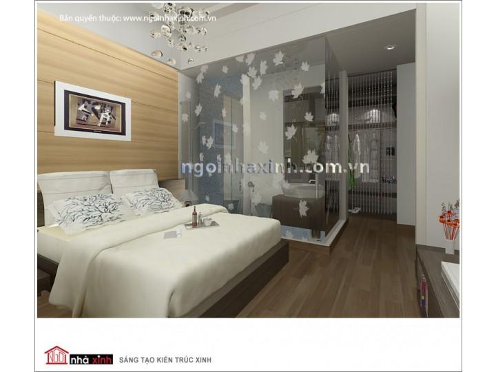 Mẫu Nội Thất Phòng Ngủ Đẹp | hiện đại | Anh Thành - Quận 11| NT.NNX033