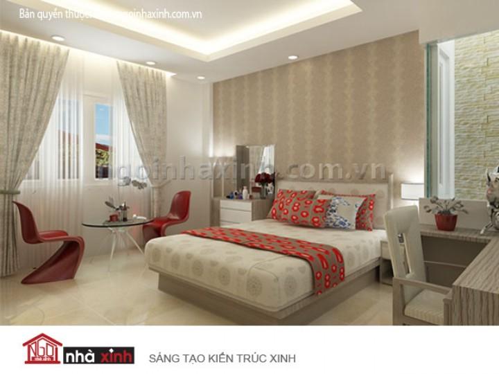 Mẫu Phòng Ngủ Đẹp | hiện đại | Anh Nhơn - Quận 8  |  NT.NNX036