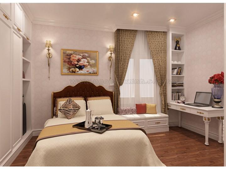 Mẫu Nội Thất Phòng Ngủ Đẹp | hiện đại | Cô Qúy - Quận 5 | NT.NNX043