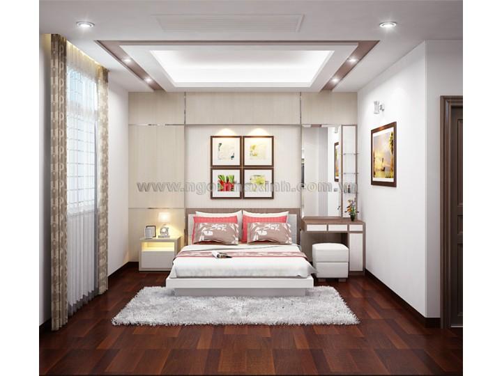 Phòng Ngủ Đẹp | hiện đại | Chị Nga - Bình Chánh | NT. NNX044