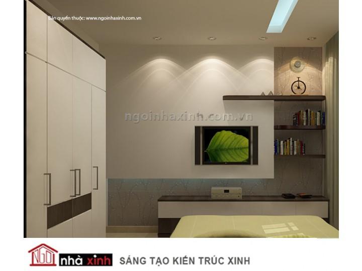 Mẫu Nội Thất Phòng Ngủ Đẹp | hiện đại | Anh Thắng - Quận 7 | NT.NNX046