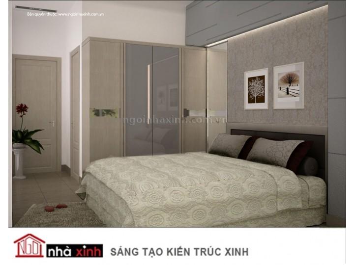Nội Thất Phòng Ngủ Đẹp | hiện đại | Anh Long - Quận 10 | NT.NNX049