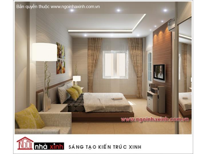 Mẫu Phòng Ngủ Đẹp | hiện đại | Cô Nhi | NT. NNX056