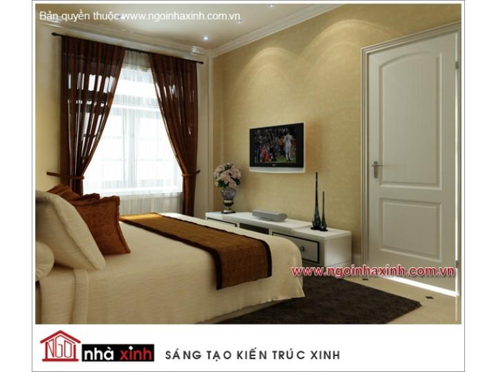 Nội Thất Phòng Ngủ Đẹp | hiện đại | Cô Nhi - Quận 9 | NT. NNX056