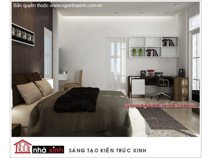 Mẫu Phòng Ngủ Đẹp | hiện đại | Chú Tân - Đồng Tháp | NT.NNX065