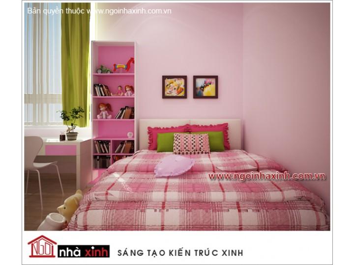 Mẫu Nội Thất Phòng Ngủ Đẹp | hiện đại | Chú Tấn - Đồng Tháp | NT.NNX065