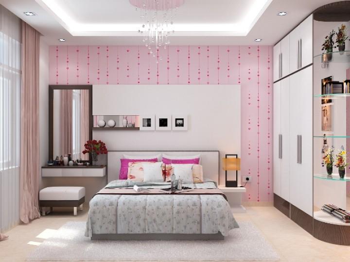 Mẫu Phòng Ngủ Đẹp | hiện đại | Chú Hoàng - Hóc Môn | NT. NNX069