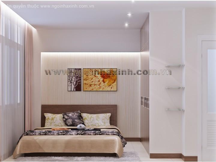 Mẫu Nội Thất Phòng Ngủ Đẹp | hiện đại |A. Hải - Q. 8 | NT.NNX080