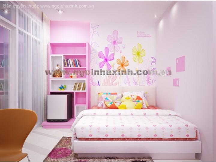 Mẫu Nội Thất Phòng Ngủ Đẹp | hiện đại | Anh Hải - Quận 8 | NT.NNX080