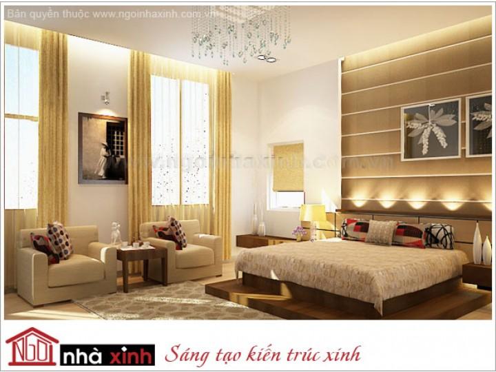 Mẫu Phòng Ngủ Đẹp | hiện đại | Anh Xiêm - Quảng Ngãi | NT. NNX089 |
