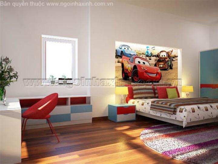 Mẫu Phòng Ngủ Đẹp | hiện đại | Anh Xiêm - Quảng Ngãi | NT. NNX089