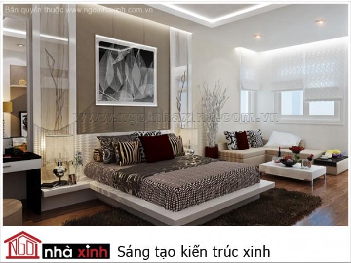 Nội Thất Phòng Ngủ Đẹp | hiện đại | Anh Minh - Quận 2 | NT. NNX102