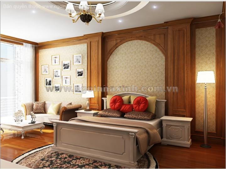 Mẫu Phòng Ngủ Đẹp | hiện đại | Anh Diệu - Quận Bình Tân | NT. NNX113