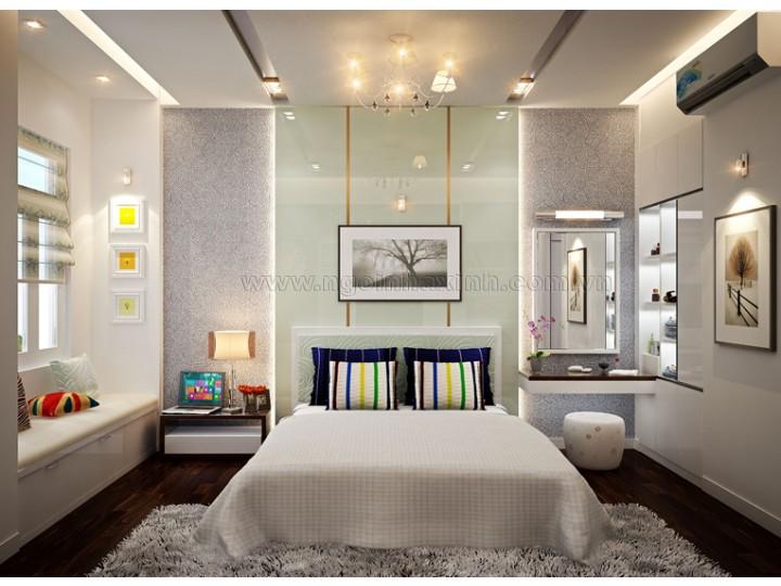 Mẫu Phòng Ngủ Đẹp | hiện đại | ấn tượng  | Ô. Nguyễn Thế Ba, Q. 2| NT.NNX153