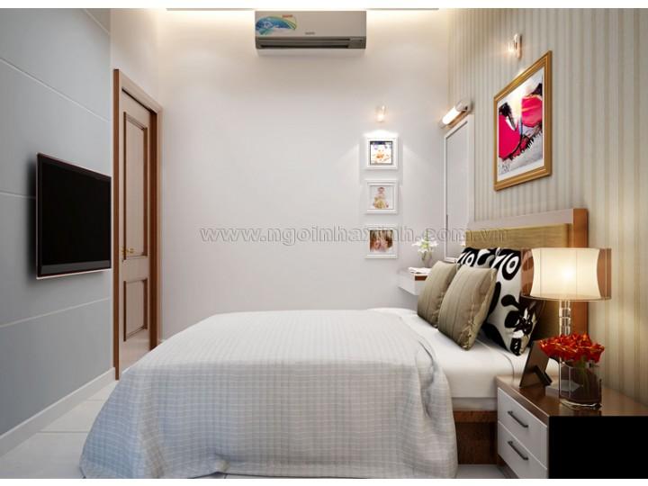 Thiết Kế Phòng Ngủ Đẹp | hiện đại  | Ô. Nguyễn Thế Ba, Q. 2| NT.NNX153