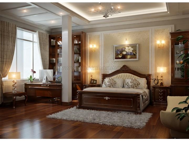Nội Thất Phòng Ngủ Đẹp | hiện đại  | A. Hoàng, Tân Bình| NT.NNX150