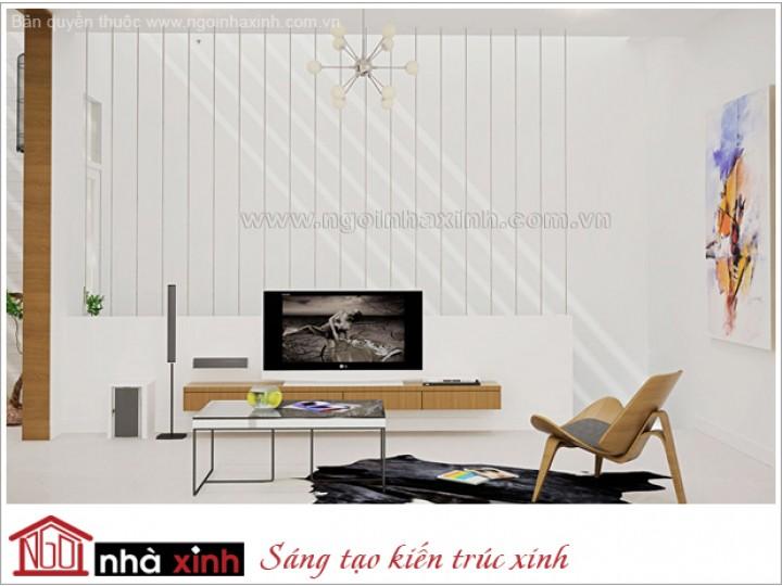 Mẫu Phòng Sinh Hoạt Chung Đẹp Sang Trọng | hiện đại |C. Tuyền - Long Khánh | NT.NNX 138 |