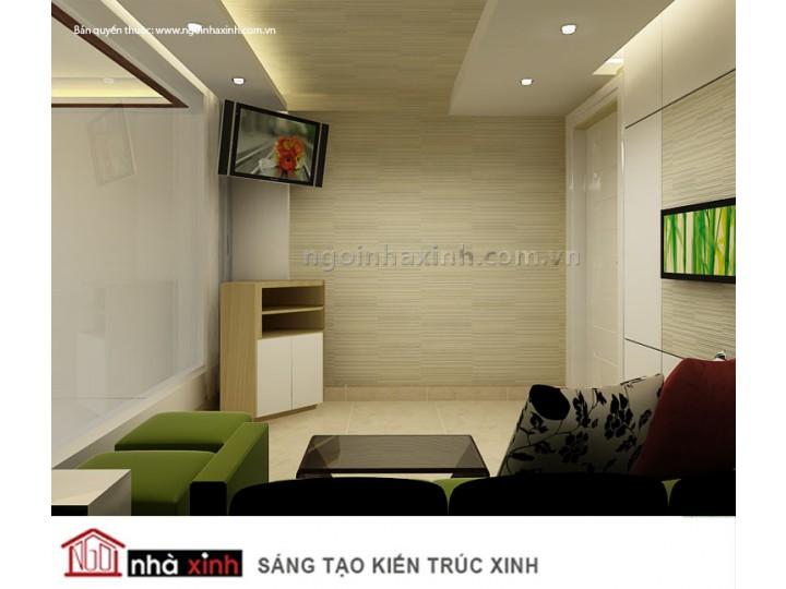 Mẫu Phòng Sinh Hoạt Chung Đẹp | hiện đại | Anh Thắng - Q. 7 | | NT.NNX046
