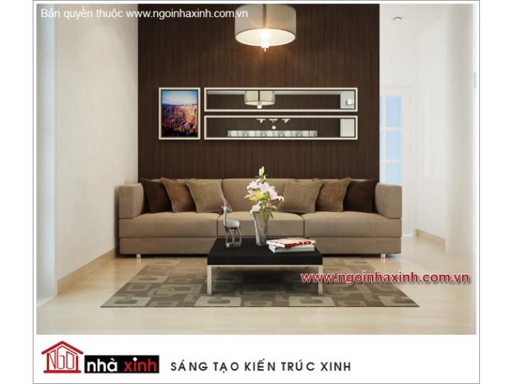Phòng Sinh Hoạt Chung Đẹp | hiện đại | ấn tượng | sang trọng | Chú Tấn - Đồng Tháp |  | NT.NNX065
