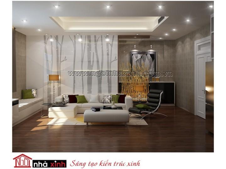 Mẫu Phòng Sinh Hoạt Chung Đẹp | hiện đại | Anh Mạnh - Nghệ An.|  | NT. NNX161