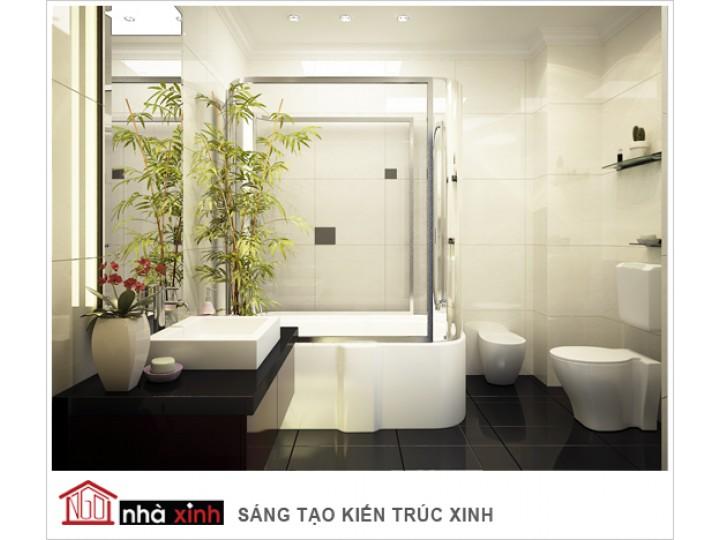 Mẫu Nội Thất Phòng Tắm Đẹp | cổ điển | ấn tượng | sang trọng | C. Ánh | Bình Dương | NT.NNX041